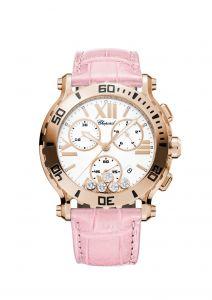 Chopard Happy Sport 42 mm Chrono 283581-5001 watch| Watches of Mayfair