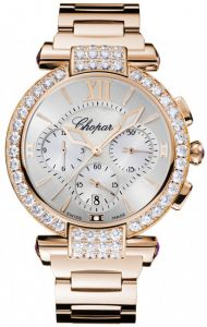 Chopard Imperiale Chrono 40 mm 384211-5004 watch| Watches of Mayfair