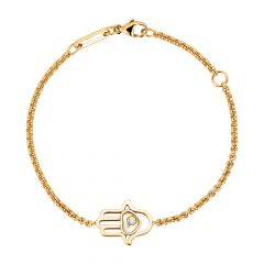 857864-5001   Buy Chopard Good Luck Charms Rose Gold Diamond Bracelet