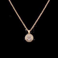 799562-5003   Buy Chopard Happy Curves Rose Gold Diamond Pendant