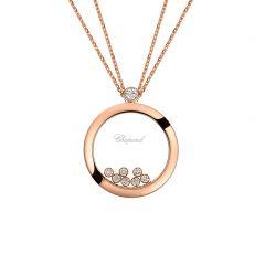 799450-5001 | Buy Chopard Happy Diamonds Icons Rose Gold Pendant