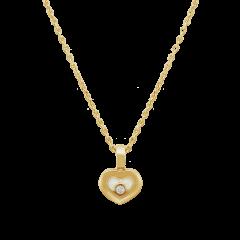 79A054-0001 | Buy Chopard Happy Diamonds Icons Yellow Gold Pendant