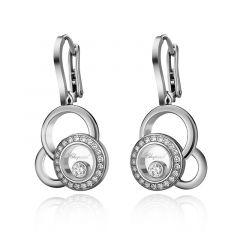 839769-1002   Buy Chopard Happy Dreams White Gold Diamond Earrings