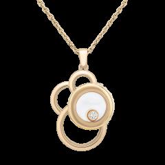 799888-5001   Buy Chopard Happy Dreams Rose Gold Diamond Pendant