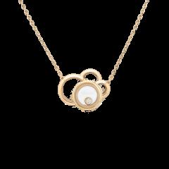 819769-5001 | Buy Chopard Happy Dreams Rose Gold Diamond Pendant