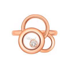 829769-5005 | Buy Online Chopard Happy Dreams Rose Gold Diamond Ring