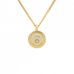 795405-0001 | Buy Chopard Happy Spirit Yellow Gold Diamond Pendant