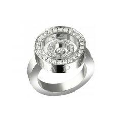 825422-1110 | Buy Chopard Happy Spirit White Gold Diamond Ring Size 53