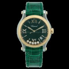278582-6005   Chopard Happy Sport 36 mm watch. Watches of Mayfair