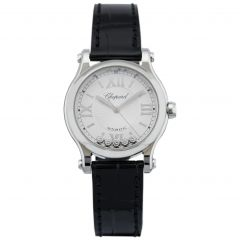 Chopard Happy Sport 30 mm Automatic 278573-3001. Watches of Mayfair