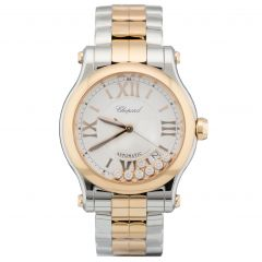Chopard Happy Sport 36 mm Automatic 278559-6002. Watches of Mayfair