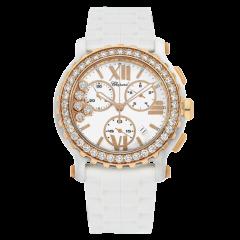 288515-9002   Chopard Happy Sport Chronograph Quartz 42 mm watch. Buy