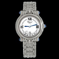278236-3005 | Chopard Happy Sport Diamond 32 mm watch. Buy Now