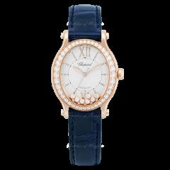 275362-5002 | Chopard Happy Sport Oval 31.31 x 29 mm watch. Buy Online