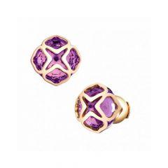 839225-5001|Buy Chopard IMPERIALE Cocktail Rose Gold Amethyst Earrings
