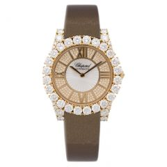 139419-5401 | Chopard L'Heure Du Diamant Round Automatic watch.