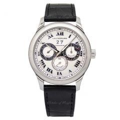 168561-3001 | Chopard L.U.C Perpetual Twin 43 mm watch. Buy Now