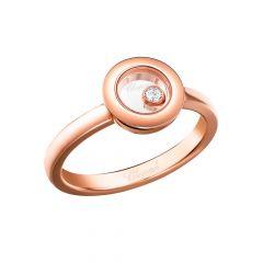 82A017-5110 | Buy Chopard Happy Diamonds Icons Rose Gold Diamond Ring