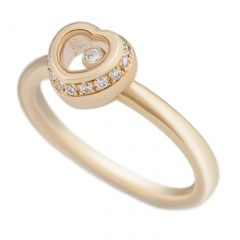 Chopard Miss Happy Ring 829008-5110 Size 53