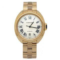 WGCL0002   Cle De Cartier 40 mm watch. Buy Now