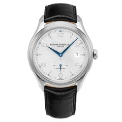 10052 | Baume & Mercier Clifton Stainless Steel 41mm watch