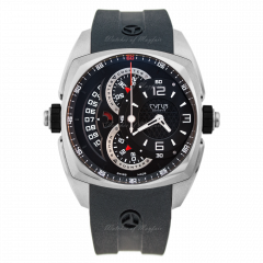 539.501.SS.A | Cyrus Klepcys Chronograph 46 mm watch. Buy Online