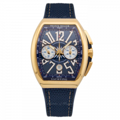 V 45 CCDT RGYSSHT BL.RG   Franck Muller Vanguard Yachting watch. Buy Now