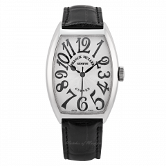 5851 SC.SS   Franck Muller Cintree Curvex 45 x 32 mm watch. Buy Online