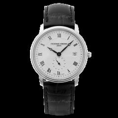 FC-245M4S6   Frederique Constant Slimline Gents 37mm watch. Buy online