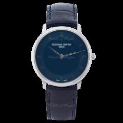 FC-200RN5S36 | Frederique Constant Slimline Midsize 38.4 mm watch. Buy Now