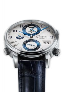 1-36-04-03-02-02   Senator Excellence Panorama Date Moon Phase 42 mm