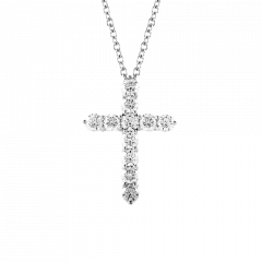 RGP005   Buy Online Elegant Graff Classic White Gold Diamond Pendant