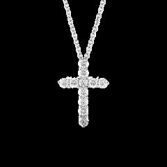 RGP006   Buy Online Elegant Graff Classic White Gold Diamond Pendant