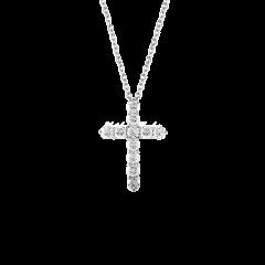 RGP007   Buy Online Elegant Graff Classic White Gold Diamond Pendant