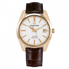 SBGH266   Grand Seiko Heritage Mechanical Hi-Beat 36000 20th Anniversary Yellow Gold Limited Editions 39.5 mm watch. Buy Online