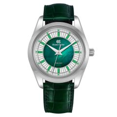 Grand Seiko Masterpiece Spring Drive 8 Days Jewelry Limited Edition 43mm SBGD207