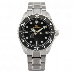 SBGA231 | Grand Seiko Sport Spring Drive Powered Diver's 44.2 mm watch. Buy Now