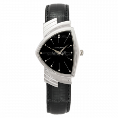 H24411732 | Hamilton Ventura Quartz 32 x 9 mm watch | Watches of Mayfair