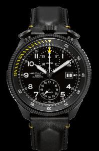 H76786733 | Hamilton Khaki Aviation Takeoff Auto Chrono 46mm watch