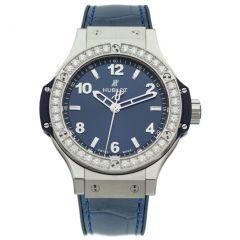 Hublot Big Bang Steel Blue Diamonds 361.SX.7170.LR.1204   Buy Online