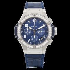 Hublot Big Bang Steel Blue Diamonds 341.SX.7170.LR.1204   Buy Online