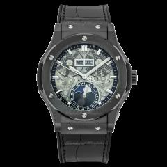 547.CX.0170.LR | Hublot Classic Fusion Aerofusion Moonphase Black Magic 42 mm watch | Buy Now