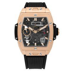 614.OX.1180.RX | Hublot Spirit Of Big Bang Meca-10 King Gold 45mm watch. Buy Online