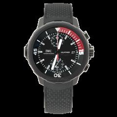 IW379505   IWC AquaTimer Chronograph La Cumbre Volcano 45 mm watch.