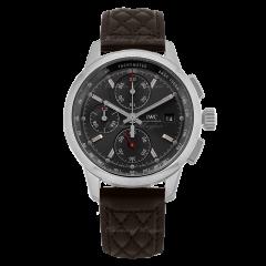 IW380702   IWC Ingenieur Chronograph Edition Rudolf Caracciola watch.