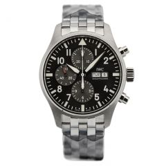 IWC Spitfire Chronograph Automatic IW377719 New Authentic watch