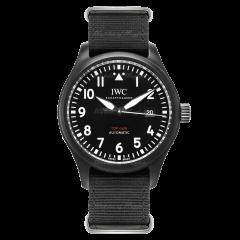 IW326901 | IWC Pilot Automatic Top Gun 41mm watch. Buy Online