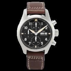 IW387903 | IWC Pilot Chronograph Spitfire 41mm watch. Buy Online