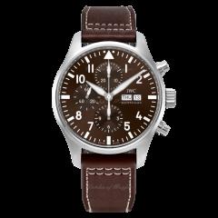IWC Pilot's Watch Chronograph Antoine De Saint Exupery IW377713