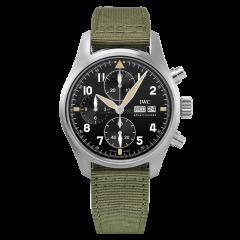 IW387901 | IWC Pilot's Watch Chronograph Spitfire 41 mm watch. Buy Online